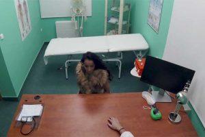 Valentina Sierra - Sexy fur clad patient wants fucking