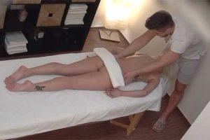 Czech Massage 351 - Im Sooo Drunk Little Brother Massage My Feet