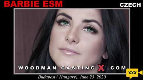 Woodman Casting X - Barbie Esm - Casting X 225 | Hot Czech